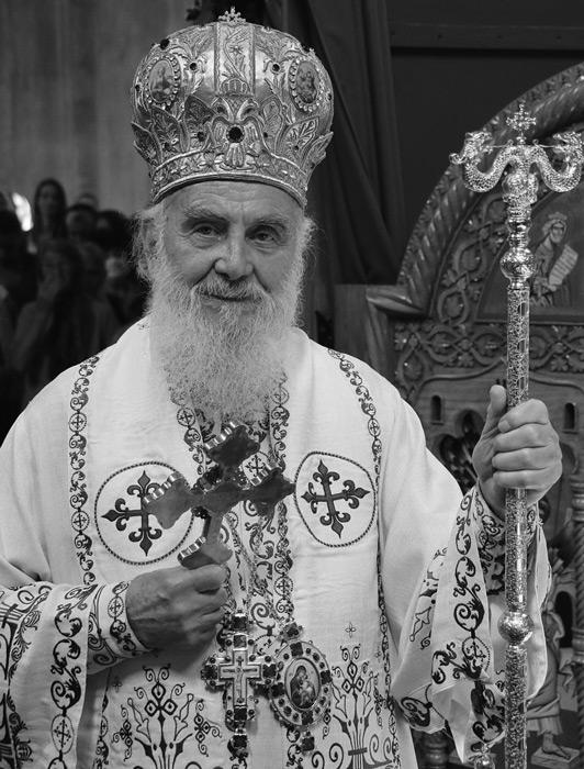Патријарх српски Иринеј