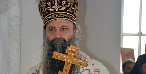 Новоизабрани Архиепископ пећки, Митрополит београдско-карловачки и Патријарх српски господин Порфирије (Перић) рођен је 22. јула 1961. године у Бечеју.